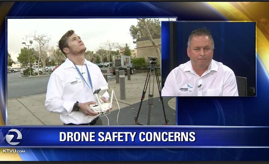 Drone University USA on TV & Radio
