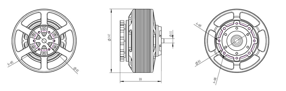 XOAR Titan Air TA130-30