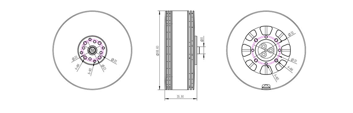 XOAR Titan Air TA8015