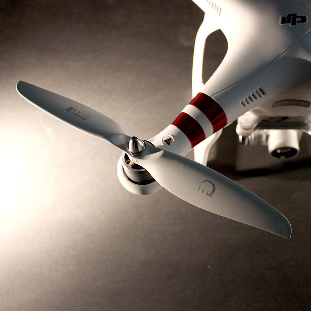 Xoar Props for DJI Phantom 3
