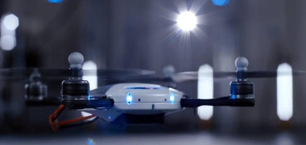 Lexus Quadcopters x KMel Robotics = Amazing in Motion – SWARM