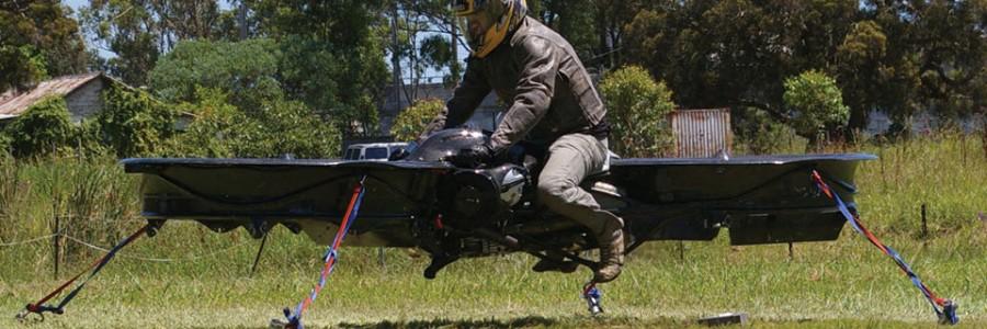 Malloy Aeronautics Hoverbike
