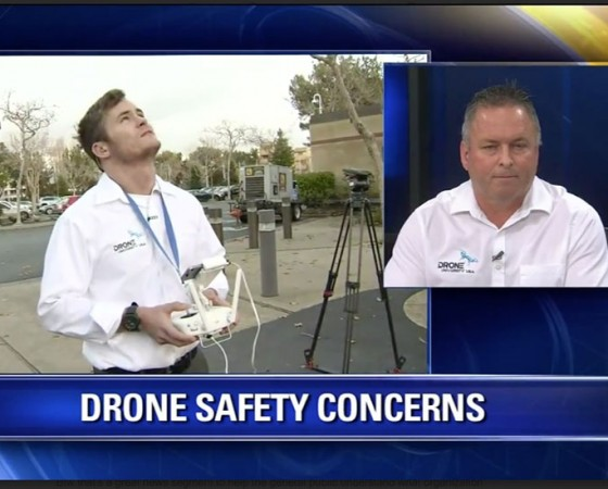 Drone University USA on TV & Radio