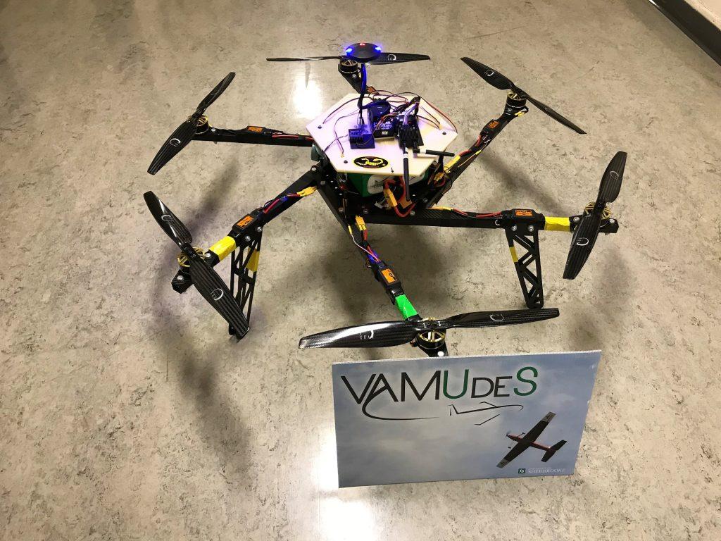 Xoar propellers VAMUdeS Team