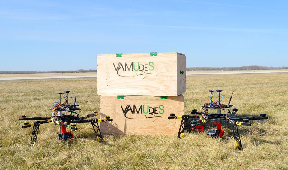 Xoar propulsion system VAMUdeS Team