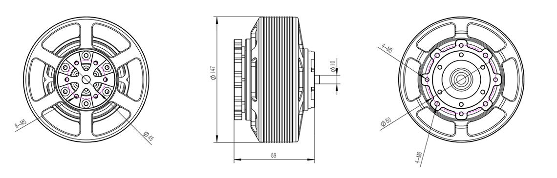 XOAR Titan Air TA130-20
