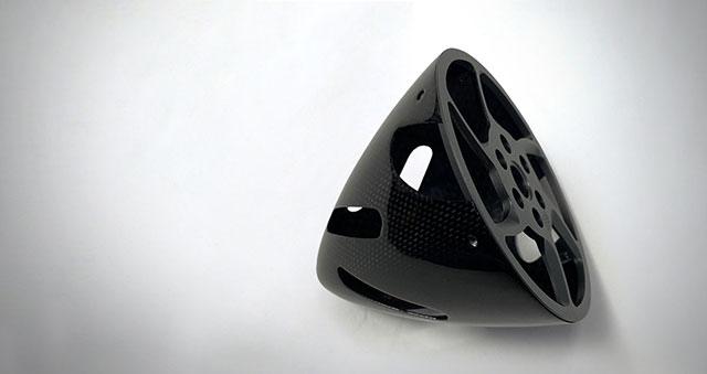 Carbon Fiber Spinners - Carbon Fiber Spinners