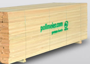 Xoar uses German Pollmeier Lumber